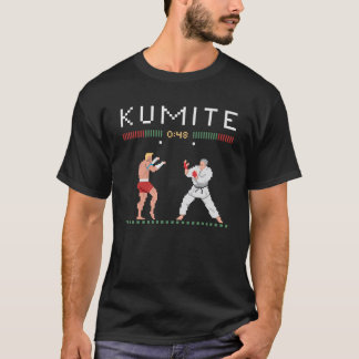 Camiseta Pixel Kumite