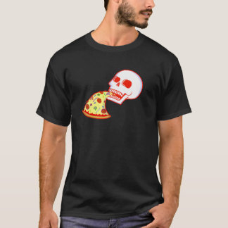 Camiseta Pizza 'até eu morro