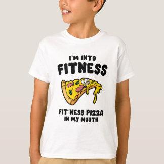 Camiseta Pizza da malhação