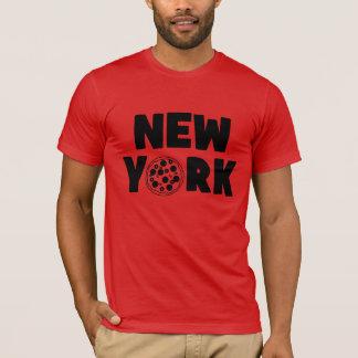 Camiseta Pizza de New York