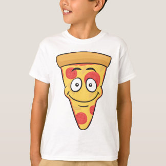 Camiseta Pizza Emoji