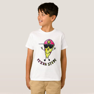 Camiseta Pizza Steve