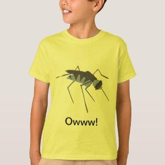 Camiseta Planeie ter um partido do inseto?