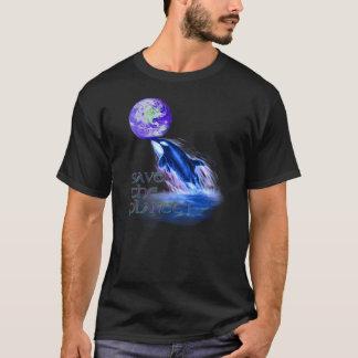 Camiseta Planeta de SaveThe