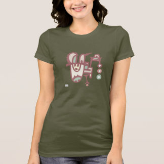 Camiseta Planeta Eckma - coelho da dança (300)