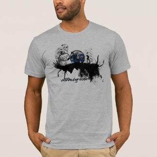 Camiseta Planície da ilha de WJD