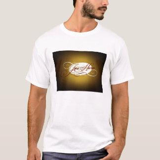 Camiseta Planície do t-shirt do herói de Joe