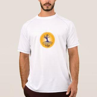 Camiseta Planície subterrânea da ioga