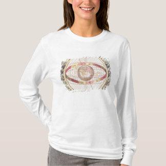Camiseta Planisphere, 'do atlas Coelestis