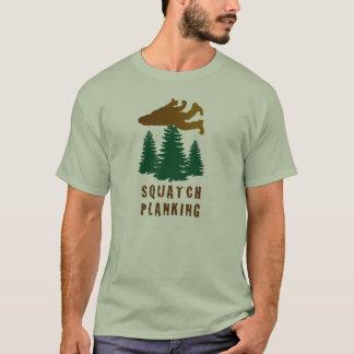 Camiseta Planking de Squatch