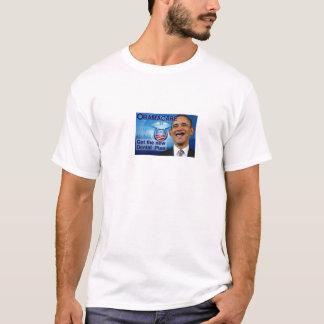 Camiseta Plano dental novo de Obamacare