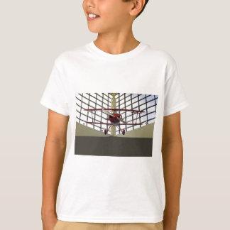 Camiseta Plano especial das acrobacias de Pitts