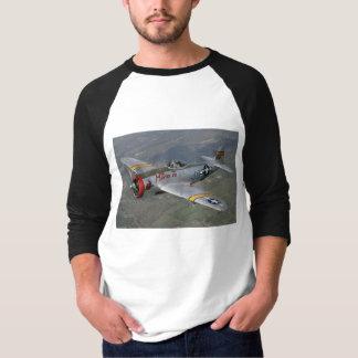 Camiseta plano p-51