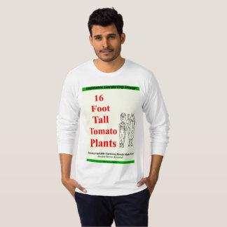 Camiseta Plantando um jardim vegetal para novatos amazon