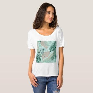 Camiseta plantas tropicais