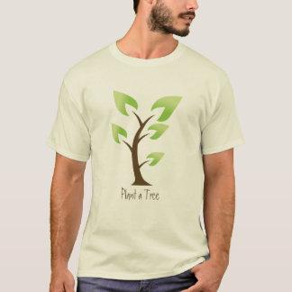 Camiseta Plante uma árvore