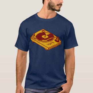 Camiseta Plataformas giratórias do pixel