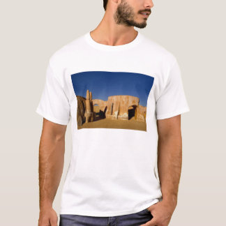 Camiseta Plateau de filmagem famoso de filmes de Star Wars
