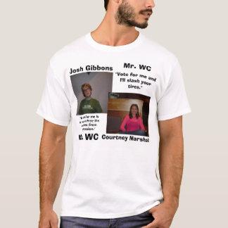 Camiseta playpeople 014, playpeople 015, Josh Gibbons, C…