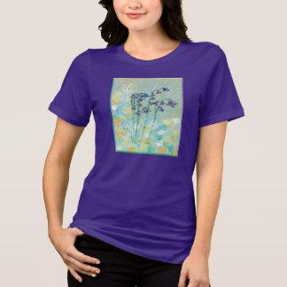 Camiseta Pluie sous do la de Fleur