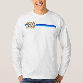 Camiseta Plumeria havaiano