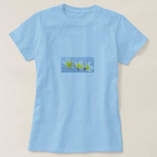 Camiseta Plumerias