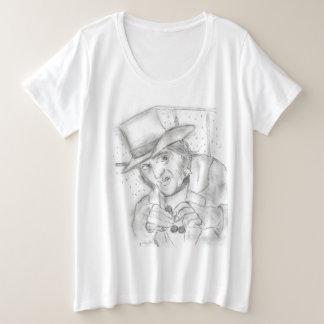 Camiseta Plus Size Scrooge