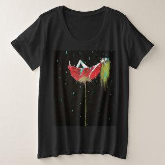 Camiseta Plus Size T CHUVOSO de BISH