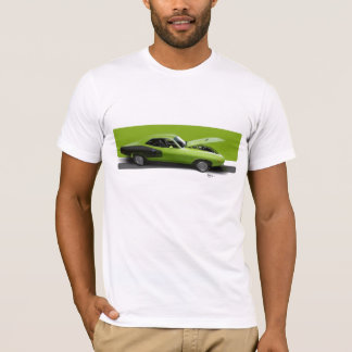 Camiseta Plymouth Cuda 402