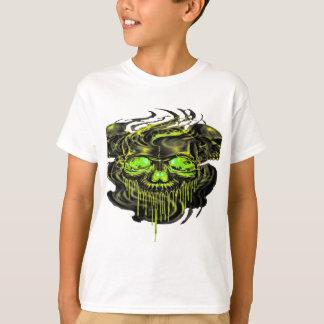Camiseta Png lustroso dos esqueletos de Yella