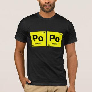 Camiseta PO elementar PO