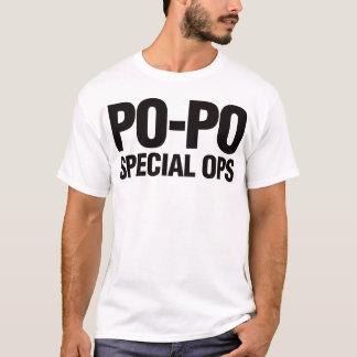 Camiseta Po-Po Special Ops