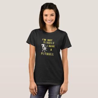 Camiseta Poço-Bull-Amante-T-Camisa