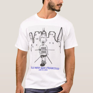 Camiseta PODE andar agora 2006