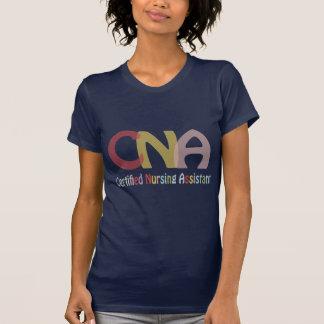 Camiseta PODE assistente nutrir certificado