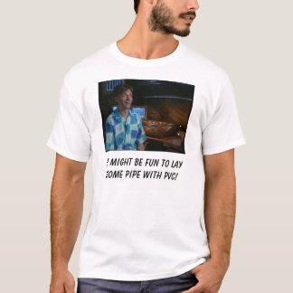 Camiseta Pôde ser divertimento para colocar alguma