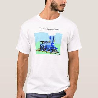 Camiseta Pode ser um trem do bluuuuuuuue?