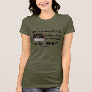 Camiseta Podem sofrer?