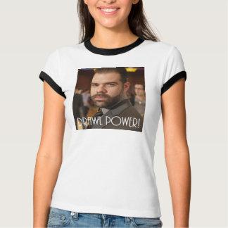 Camiseta Poder da fala arrastada!