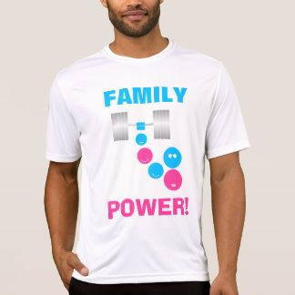 Camiseta Poder da família da fruta da família