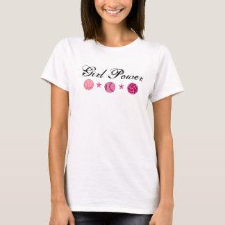 Camiseta Poder da menina