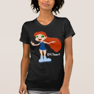 Camiseta Poder da menina!