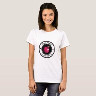 Camiseta Poder das meninas
