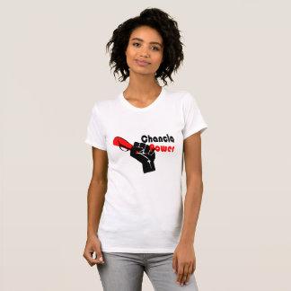 Camiseta Poder de Chancla