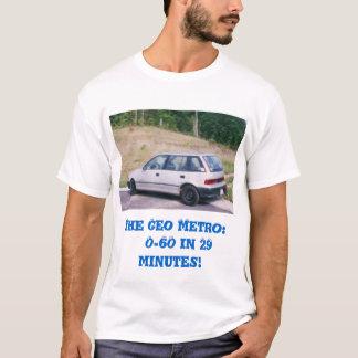 Camiseta Poder de Geo