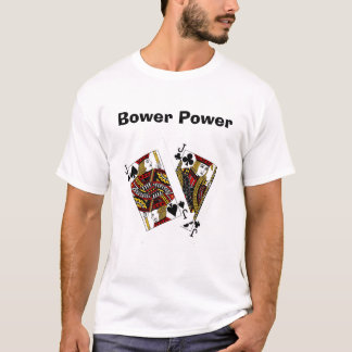Camiseta Poder do Bower