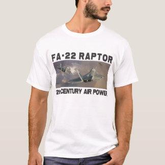 Camiseta Poder do século XXI F-22