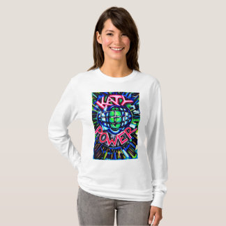 Camiseta Poder original da KP Katy