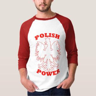 Camiseta poder polonês