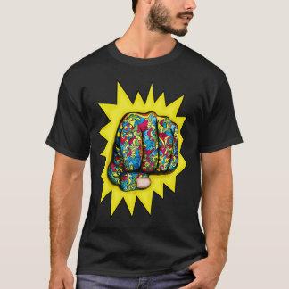Camiseta Poder psicadélico